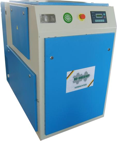 High end NK series air screw compressor