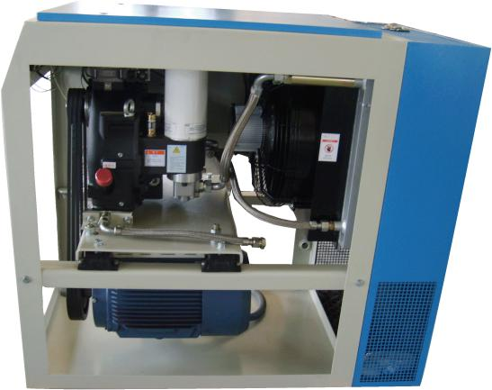 World-top Rotorcomp compact air screw compressor